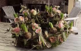 Creavol: voorjaarskrans