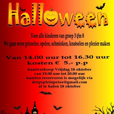 Halloweenparty