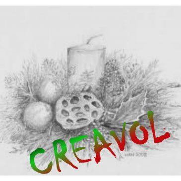 Creavol Kerststuk